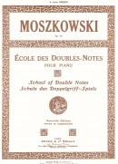 Quatre Etudes de concert N°2 Op.64 en sol mineur extraite de  l'Ecole des Doubles-Notes