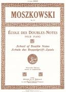 Quatre Etudes de concert N°3 Op.64 en la b majeur extraite de  l'Ecole des Doubles-Notes
