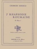 Deuxième Rhapsodie Roumaine Op.11 en Ré Majeur