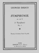 Première Symphonie en Mib majeur Op.13