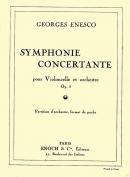Symphonie Concertante Op.8 pour Violoncelle & Orchestre