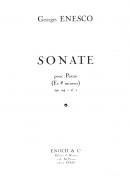 Sonate pour Piano en fa # mineur op. 24 N°1