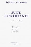 Suite Concertante, transcription pour 2 Pianos
