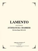 Lamento pour Orchestre (Révision Roger DELAGE)