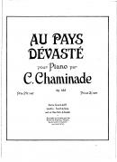 Au Pays dévasté Op.155