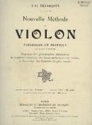 Méthode élémentaire de Violon