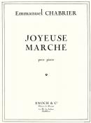 Joyeuse Marche Transcription pour piano seul par l'Auteur