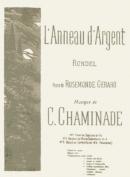 L'Anneau d'Argent N°1 Pour Voix Elevées (Ténor ou Soprano)