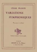 Variations Symphoniques pour Piano & Orchestre