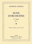 Suite d'Orchestre (Première Suite) Op.9