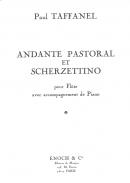 Andante Pastoral et Scherzettino épuisé