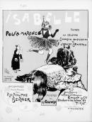 Isabelle (d'après John W. BRATTON)