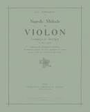 Nouvelle Méthode de Violon Théorique & Pratique en Deux Parties (Complète)
